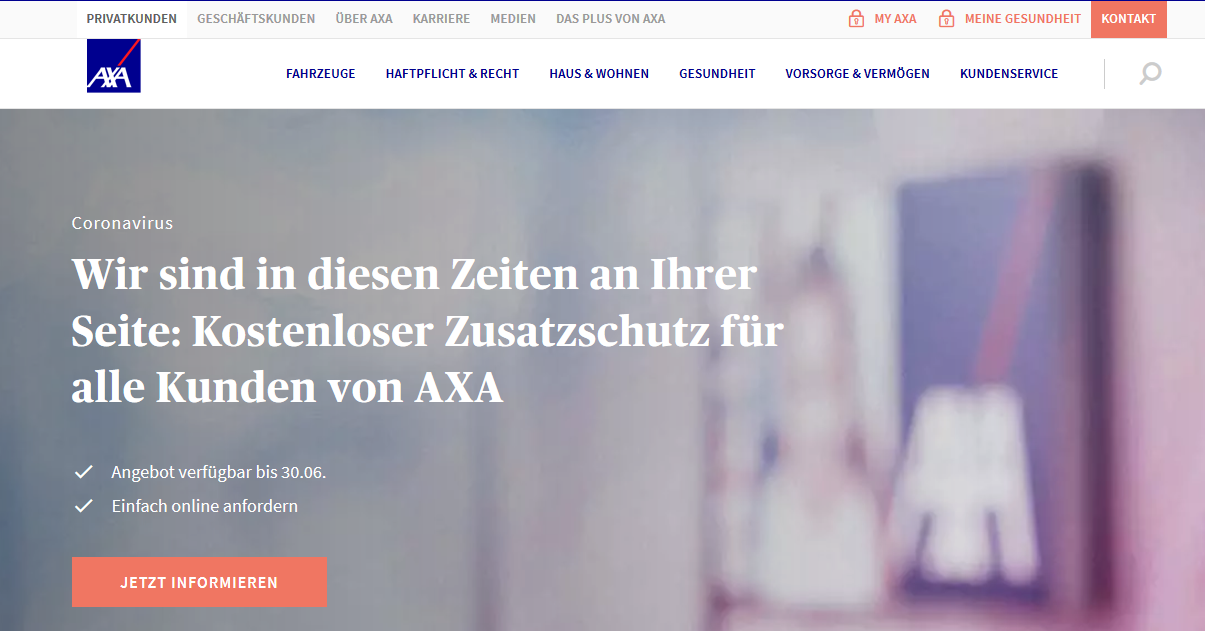Innovationsmanagement bei AXA Versicherungen