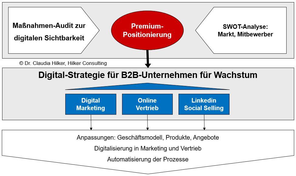 B2B-Diigital-Strategie