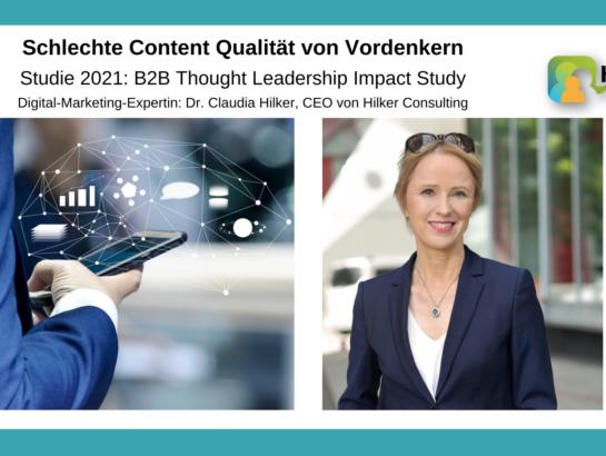 Content Marketing Leadership
