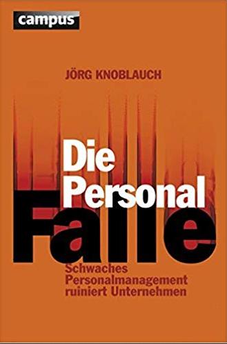 Buch-Cover: Personalmanagement nach Jörg Knoblauch