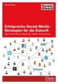 Buch Cover Erfolgreiche Social Media Strategien für die Zukunft