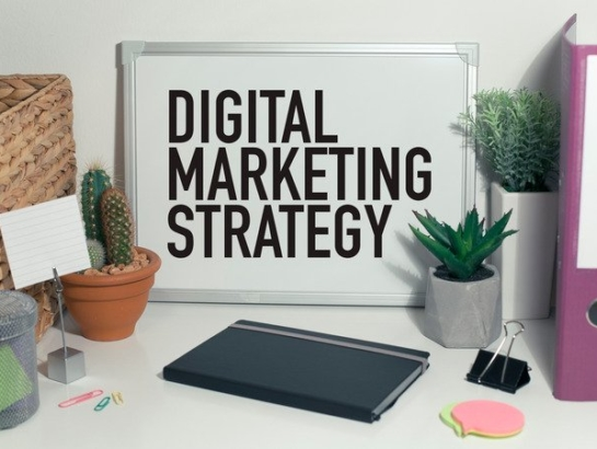 Digital-Marketing-Strategie
