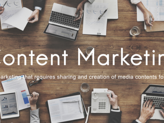 Content Marketing Content Strategie