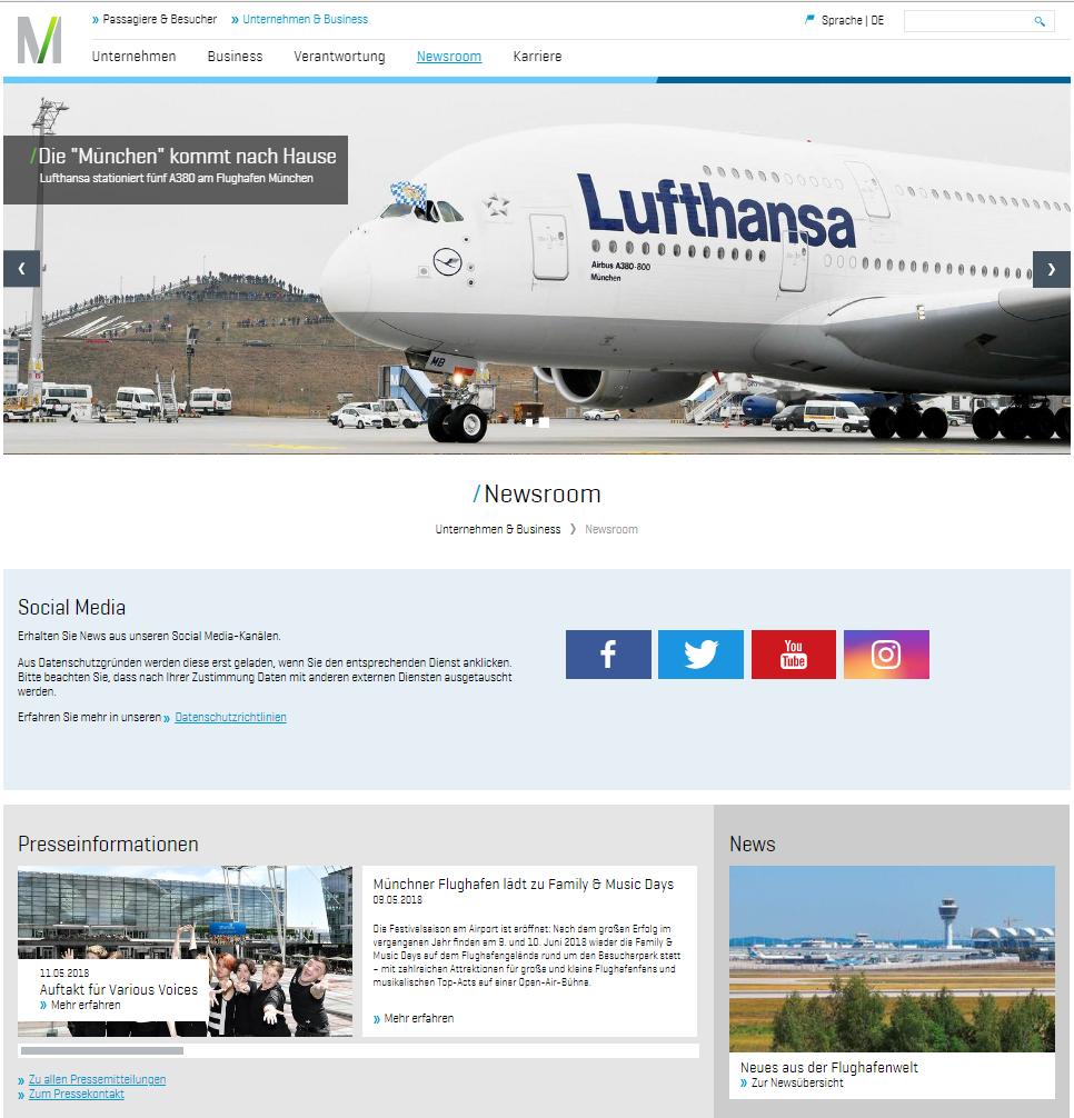 Content Marketing_Flughafen München_Claudia Hilker