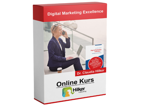 Digital Marketing Kurs Seminar elearning Boxen