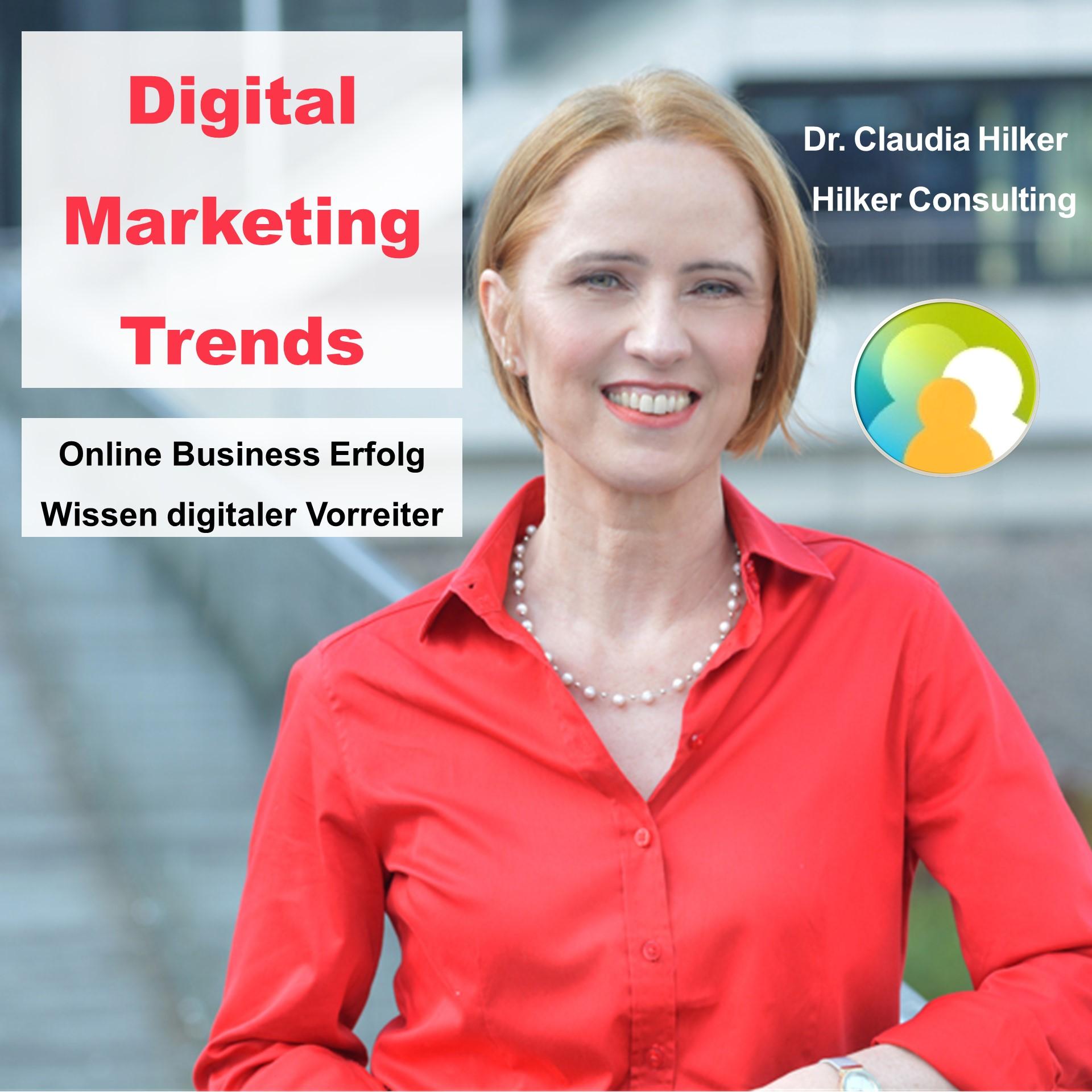 Digital Marketing Podcast_Digital Marketing Trends