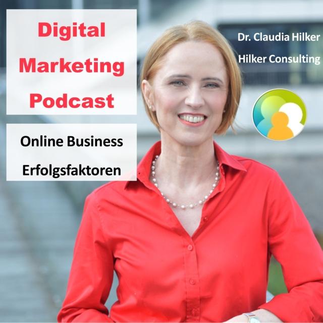 Digital Marketing Podcast_Online Business Erfolgsfaktoren