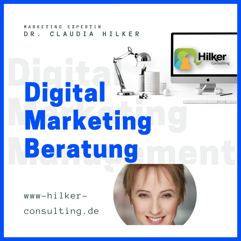 Digital Marketing Beratung_Hilker Consulting_Claudia Hilker Corona Krise