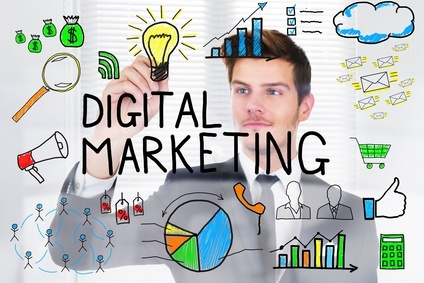 Digital Marketing Bestandteile