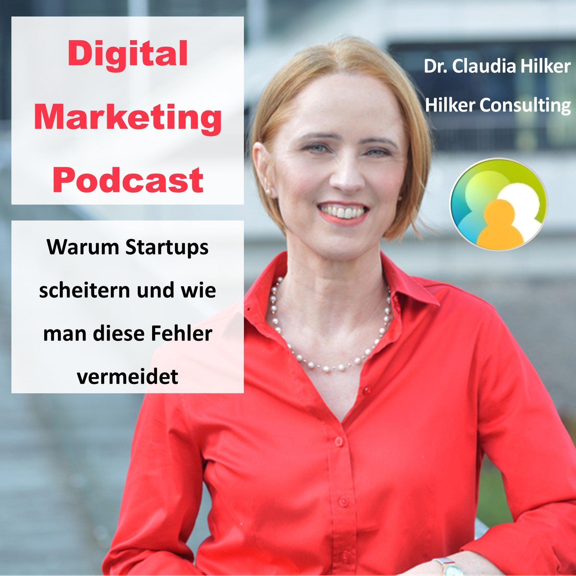 Digital Marketing Podcast_Startups scheitern