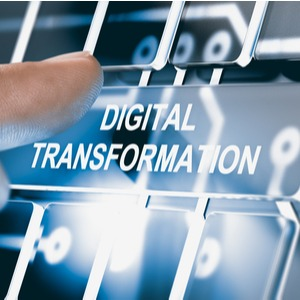 Digital Transformation Digitalisierung Mail