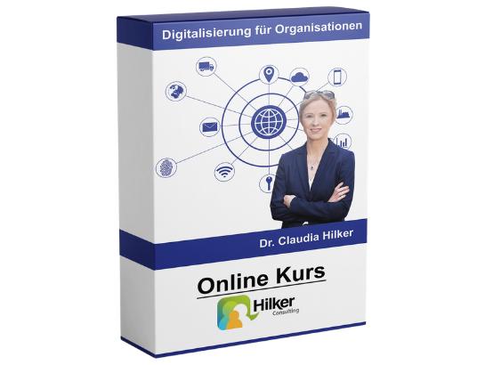 Digitale Transformation Kurs Seminar elearning Boxen