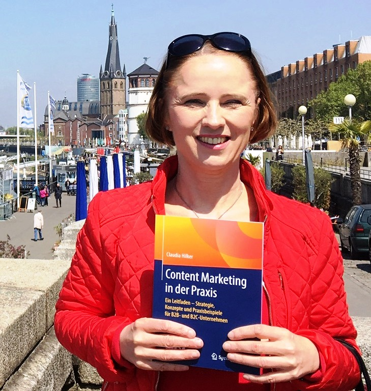 Dr. Claudia Hilker_Content Marketing Buch