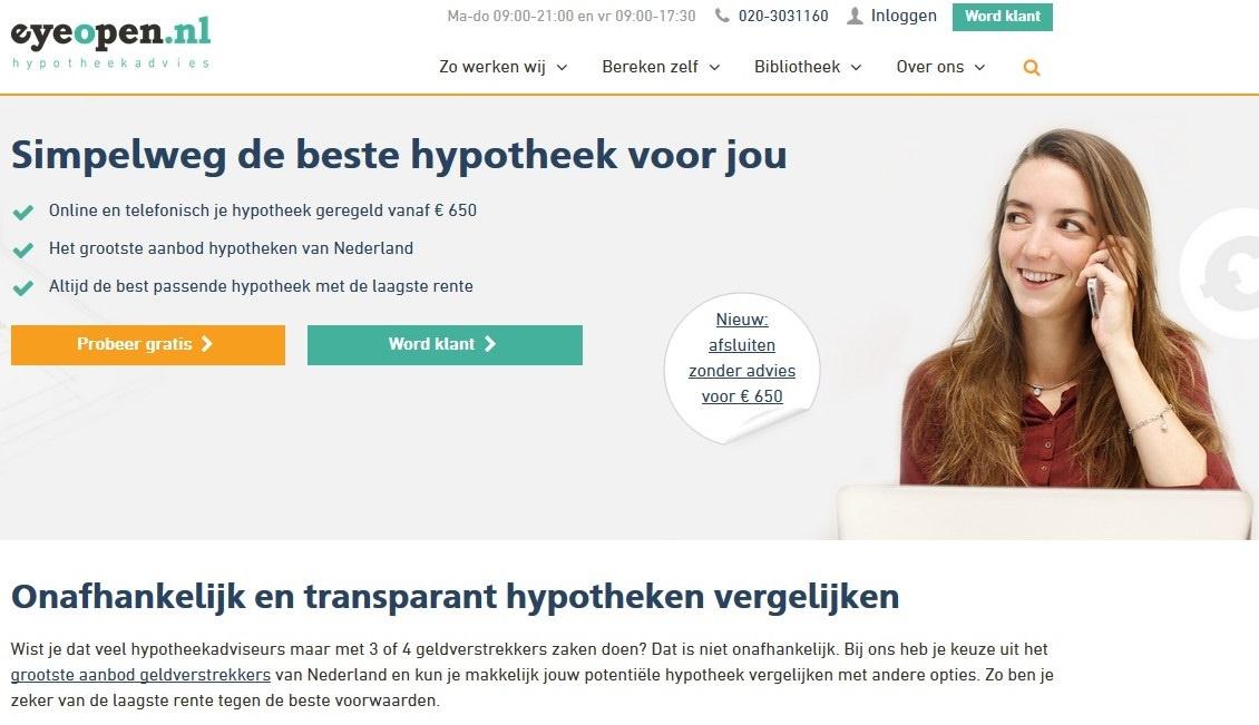 Inbound Marketing eyeopen.nl