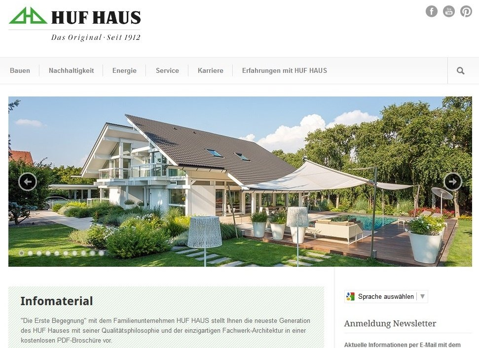 Huf Haus Blog