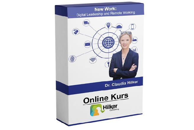 New Work Digital Leadership Kurs Grafik