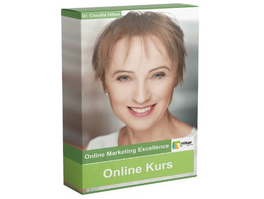Online Marketing Kurs Seminar elearning Boxen