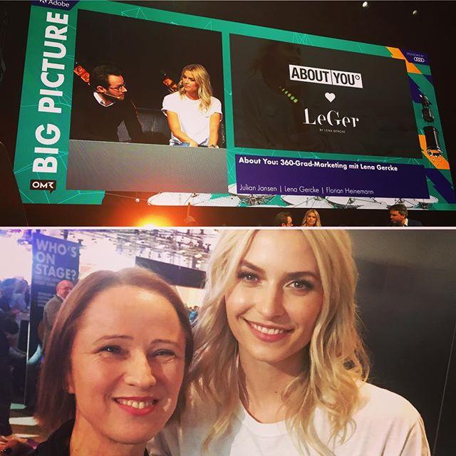 Online Marketing Rockstars_Lena Gercke