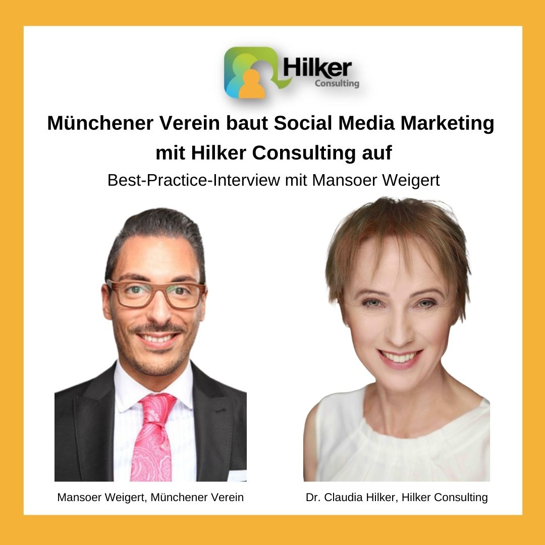 Podcast Episode Social Media Marketing MÜnchener Verein