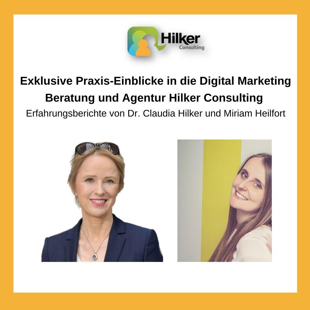 Digital Marketing Podcast_Praxis Einblicke