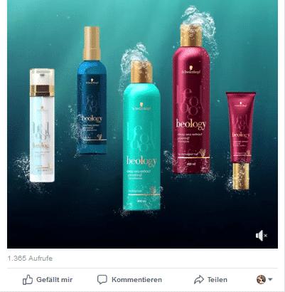 Facebook Reichweite Content Marketing
