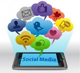 Social Media Handy