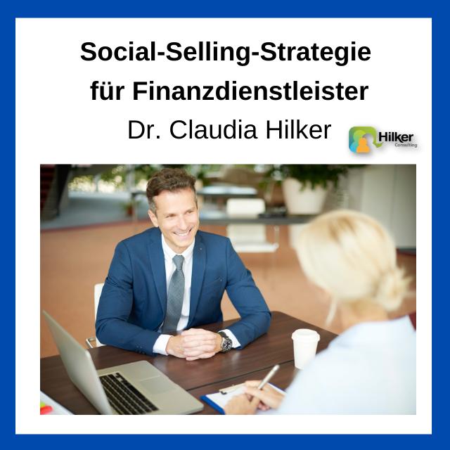 Social Selling Strategie Finanzdienstleister