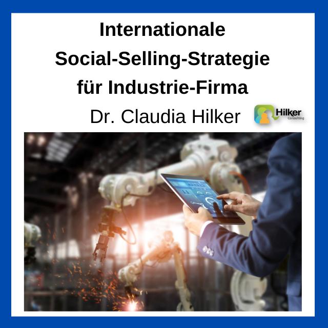 Social Selling Strategie Industrie
