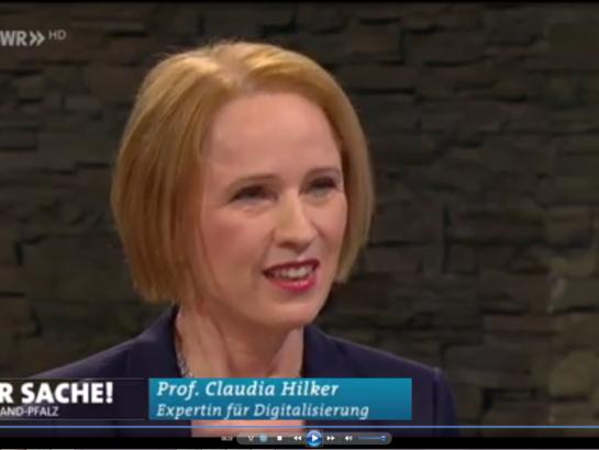 Claudia Hilker TV