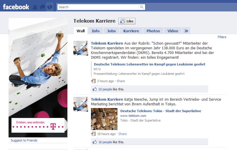 Telekom Employer Branding
