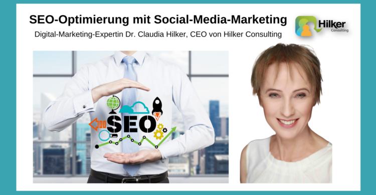 SEO Optimierung Social Media MArketing