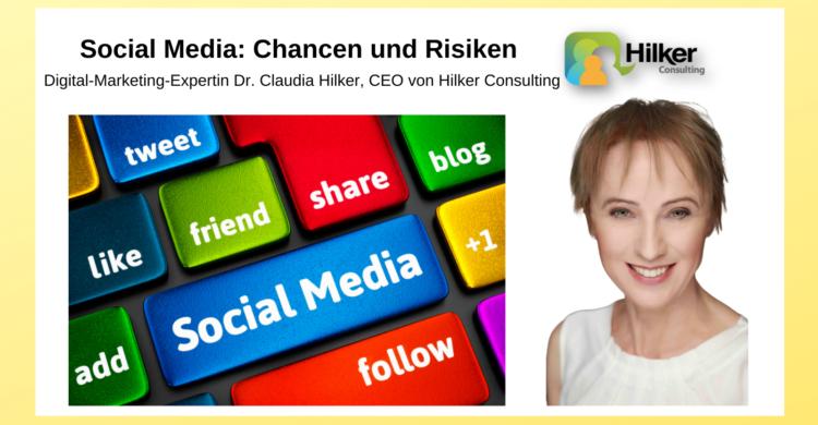 Social Media Chancen und Risiken