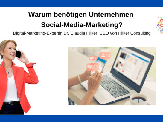 Warum Unternehmen Social Media