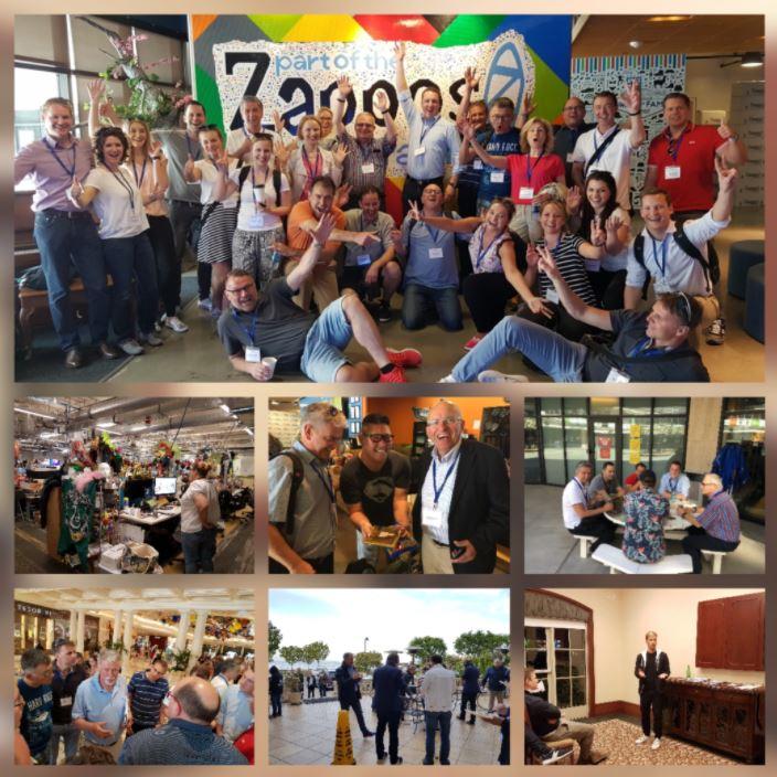 Zappos Besuch im SIlicon Valley