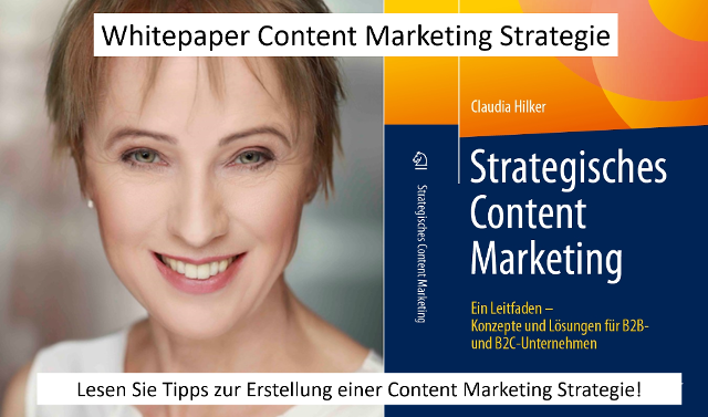 Content Marketing Strategien Whitepaper Download