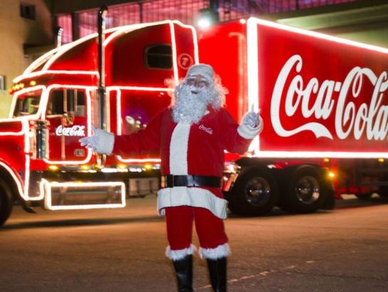 Coca Cola Weihnachten