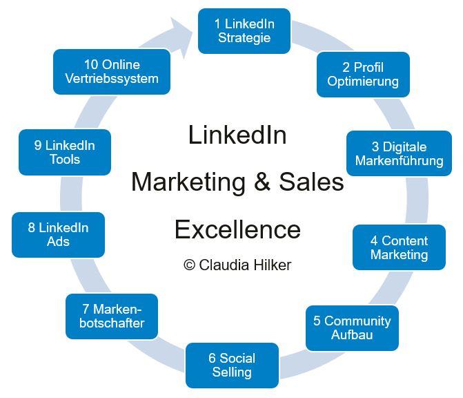 linkedin business strategie