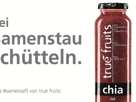 true fruits Social Media Marketing