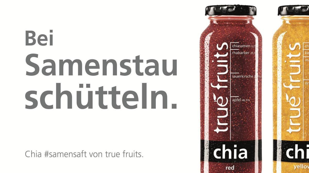 true fruits Werbung